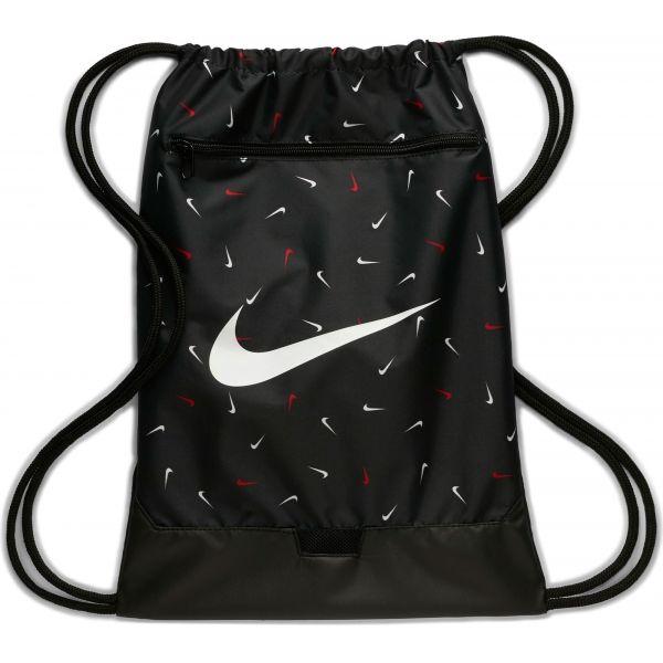 Nike BRASILA GYMSACK - 9.0 AOP 2 - Tornazsák