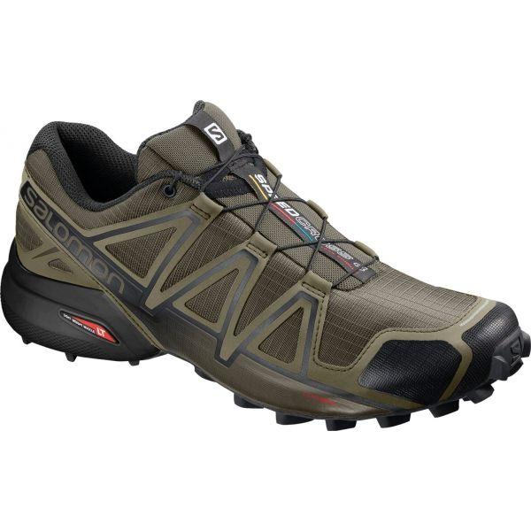 Salomon SHOES SPEEDCROSS 4 WIDE - Férfi terepfutó cipő
